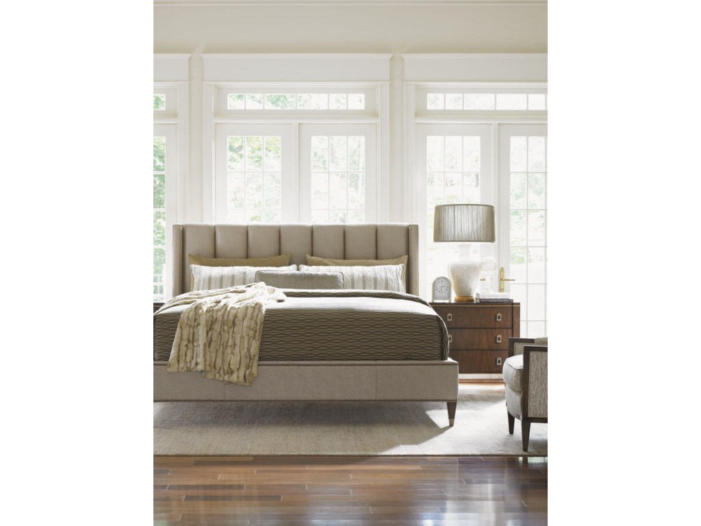 Lexington Tower PlaceQueen Barrington Upholstered Bed