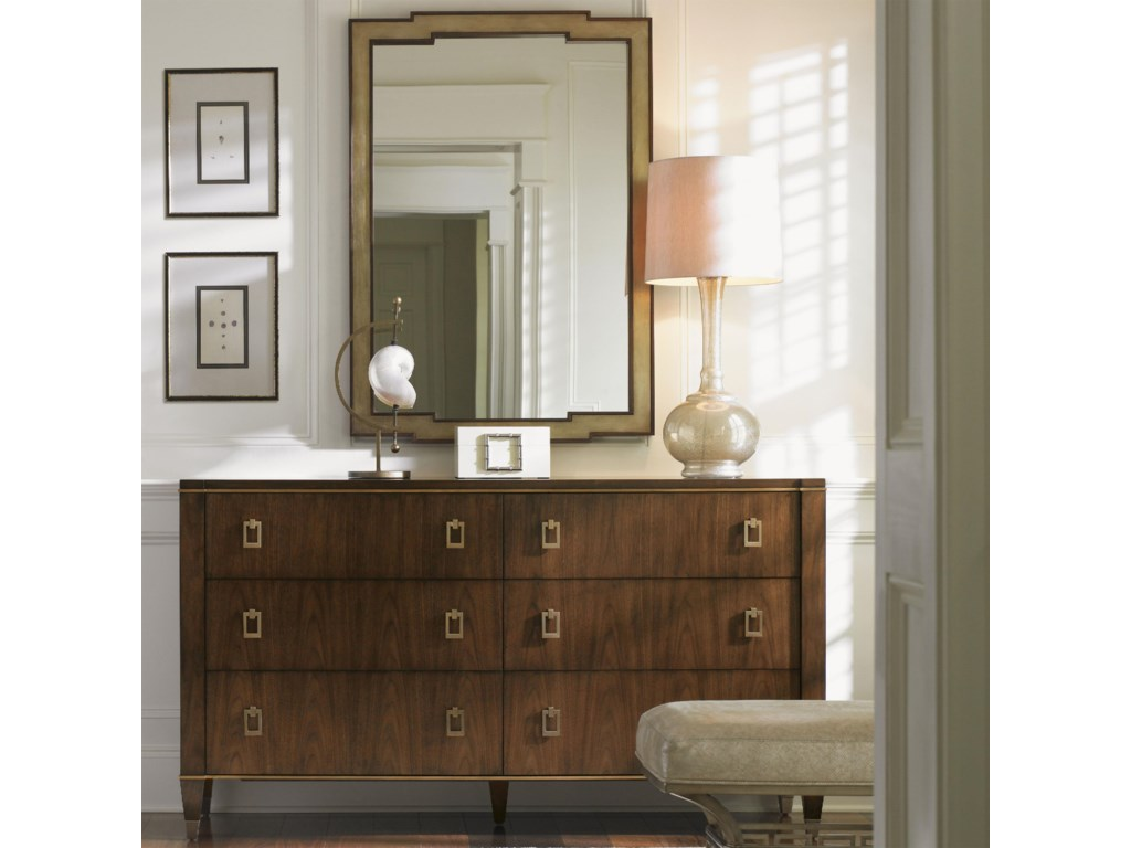 Lexington Tower PlaceMadison Dresser and Glencoe Mirror
