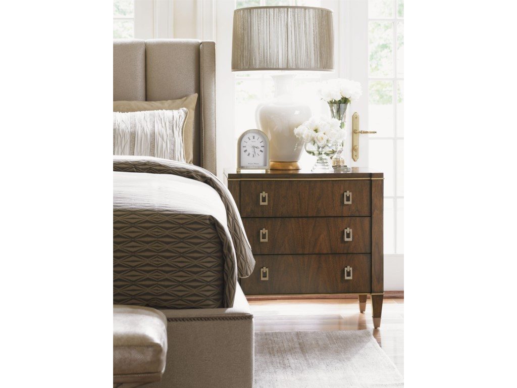 Lexington Tower PlaceBurnham Nightstand