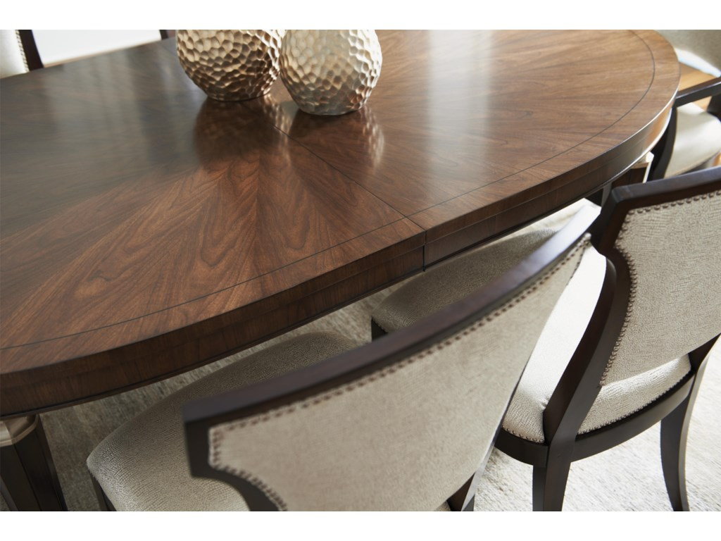 Lexington Tower Place11 Piece Dining Set with Host Chairs