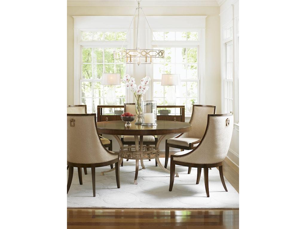 Lexington Tower PlaceRegis Round Dining Table