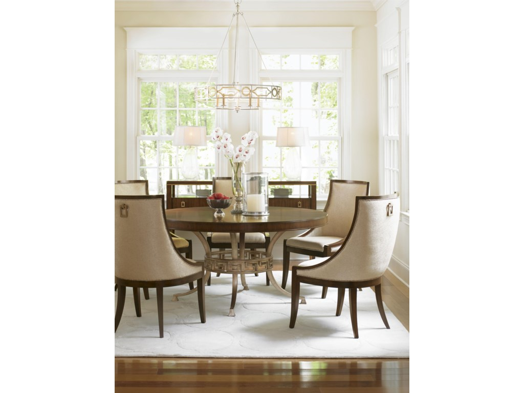 Lexington Tower PlaceRegis Round Dining Table