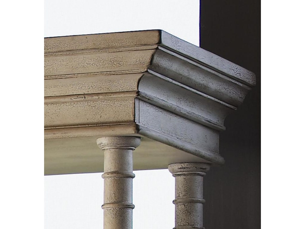 Crown Molding Adds a Simple, Traditional Touch