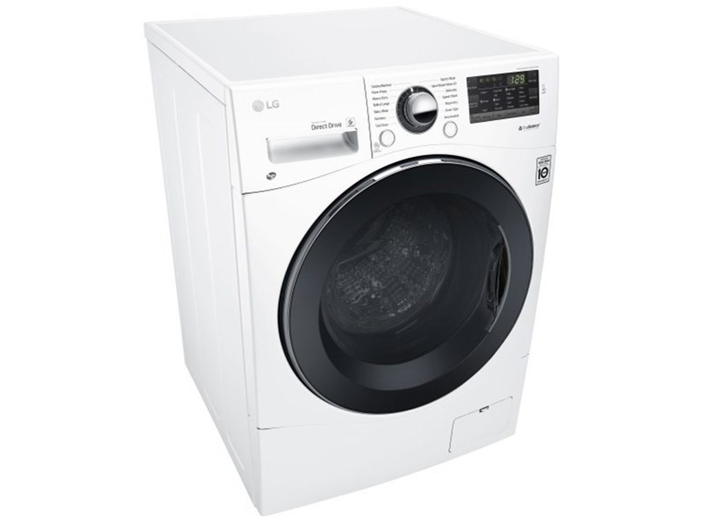 LG Appliances All-In-One Washer and Dryer2.3 cu.ft. Compact All-In-One Washer/Dryer