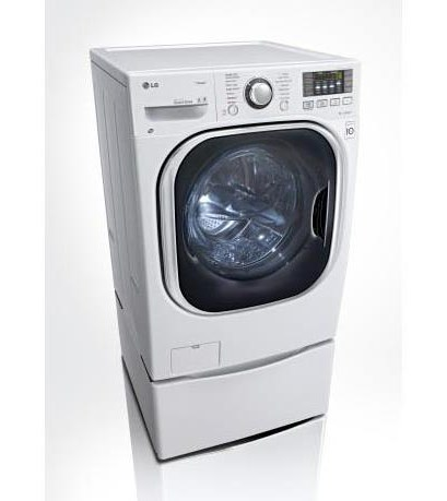 LG Appliances All-In-One Washer and Dryer4.3 Cu. Ft. Washer Dryer Combo