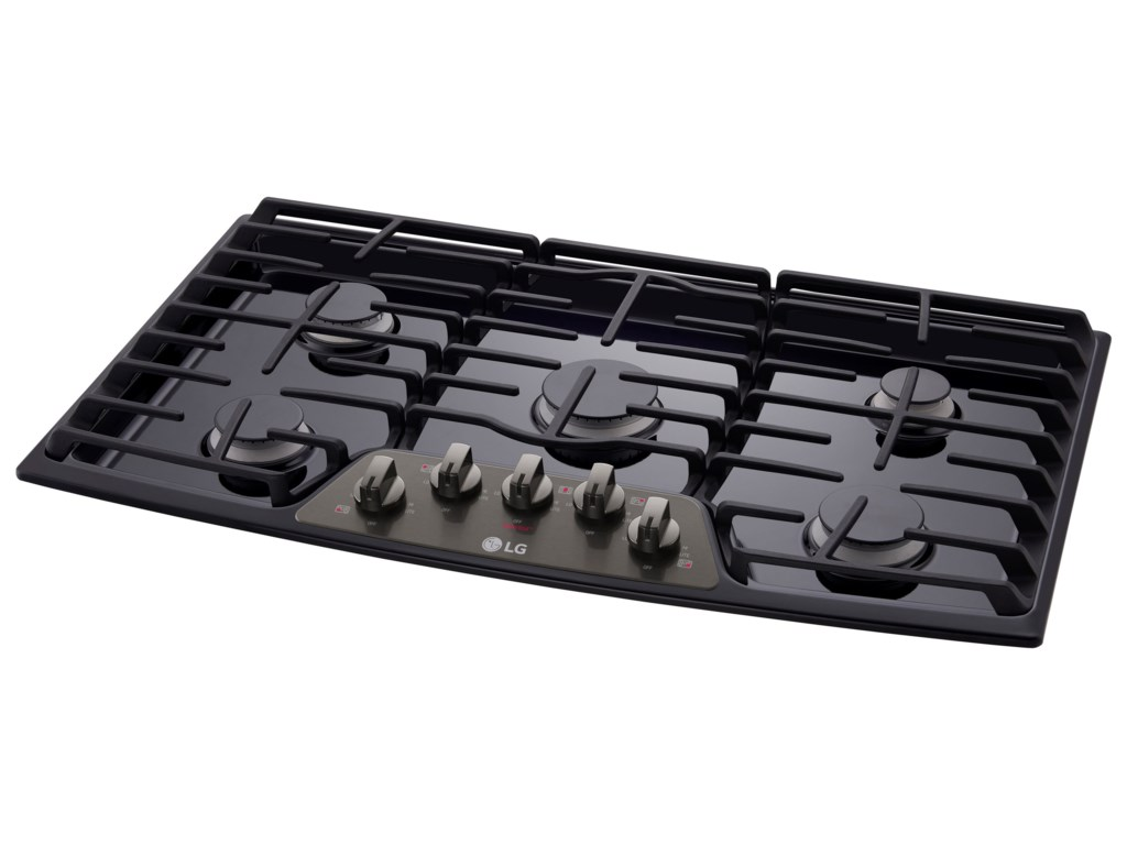 LG Appliances Cooktops36