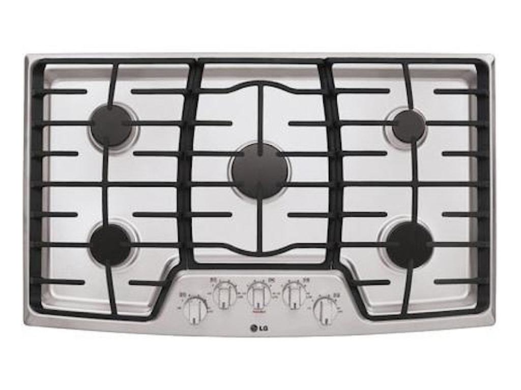 LG Appliances Cooktops36