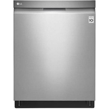 Top Control QuadWash Dishwasher