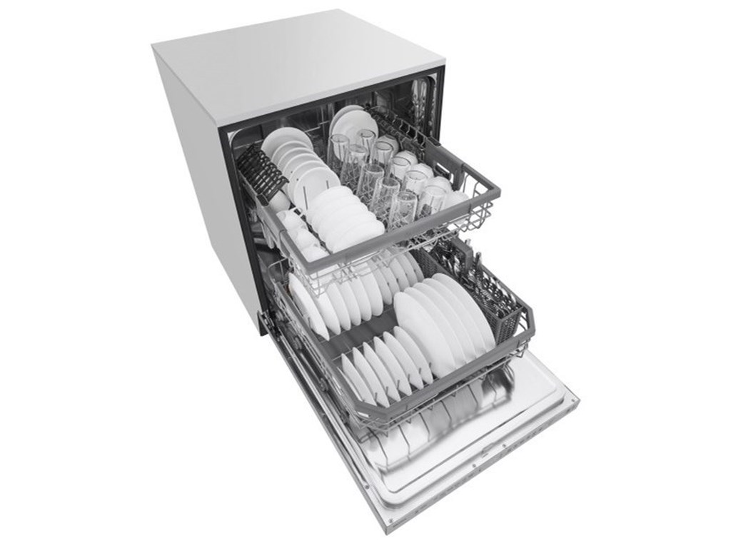 LG Appliances DishwashersTop Control QuadWash™ Dishwasher