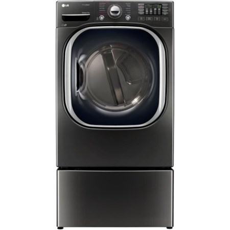 7.4 Cu. Ft. TurboSteam™ Electric Dryer