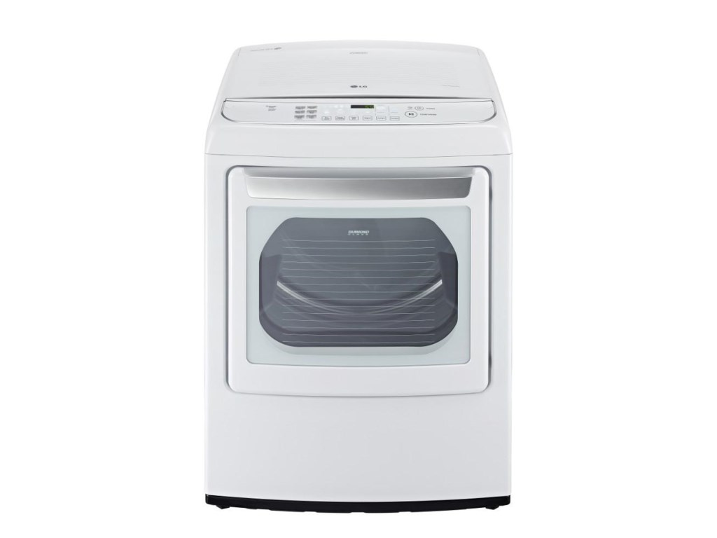 LG Appliances Dryers7.3 Cu. Ft. Front-Load Electric Dryer