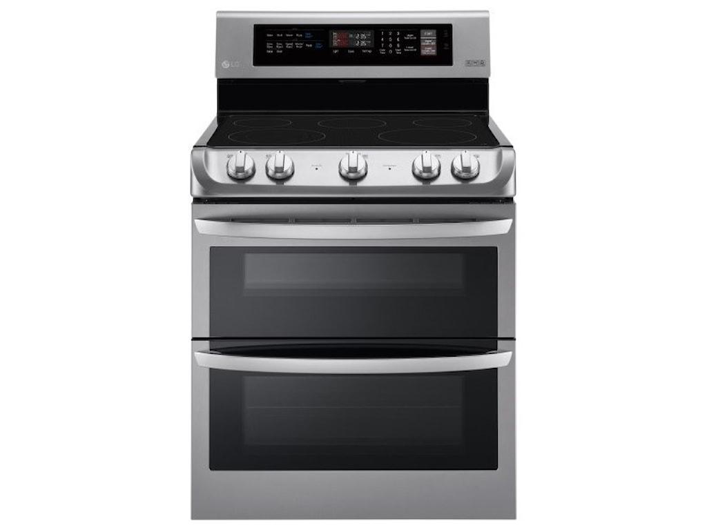 LG Appliances Electric Ranges7.3 cu. ft. Electric Convection Range