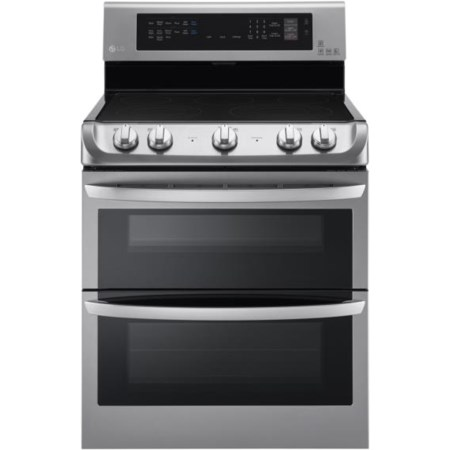 7.3 Cu. Ft. Electric Double Oven Range