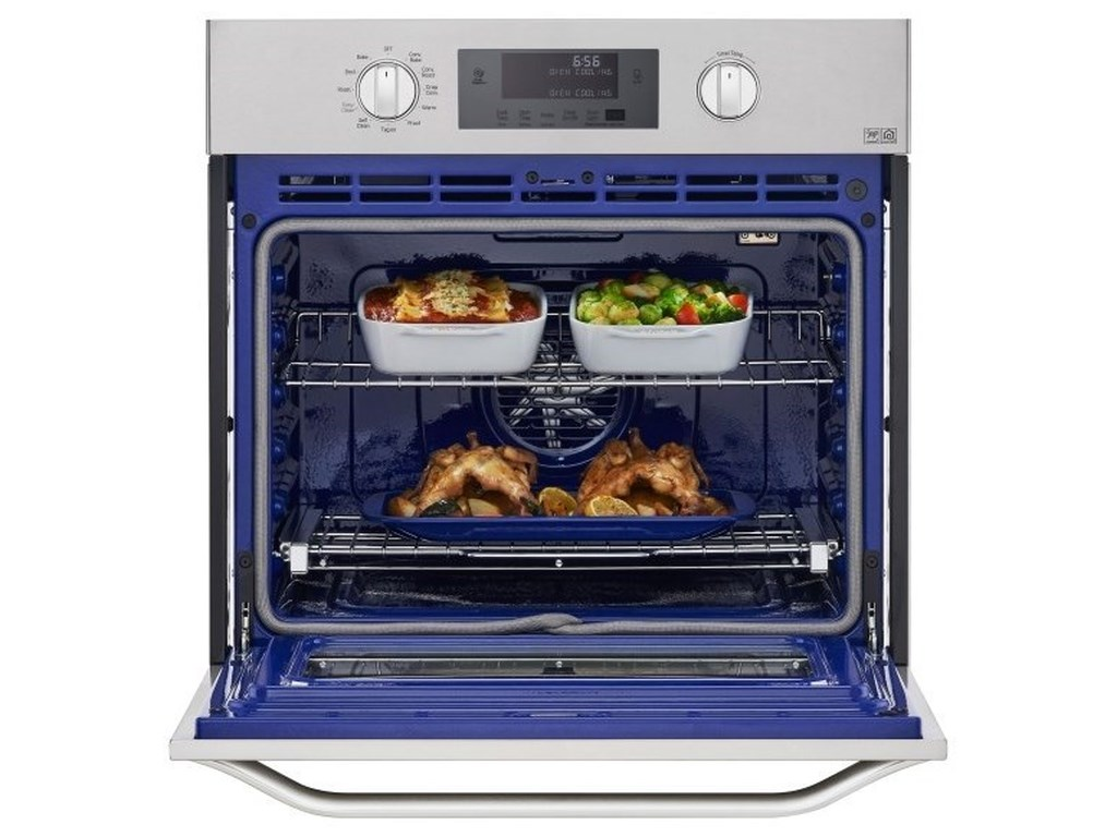 LG Appliances Electric Wall Ovens4.7 cu. ft. Single Wall Oven