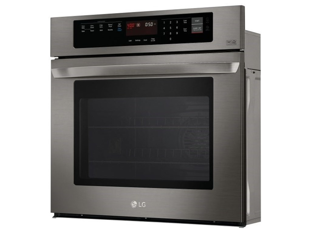 LG Appliances Electric Wall Ovens- LG4.7 cu. ft. Built-In Single Wall Oven