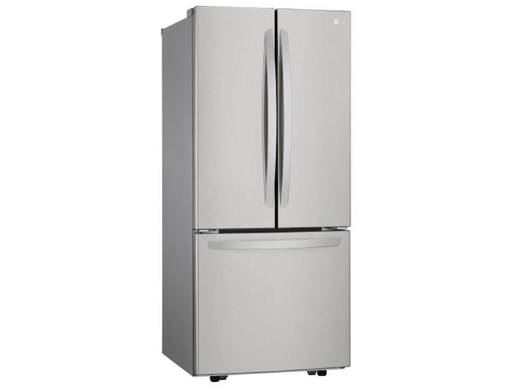LG Appliances French Door Refrigerators21.8 Cu. Ft. French Door Refrigerator