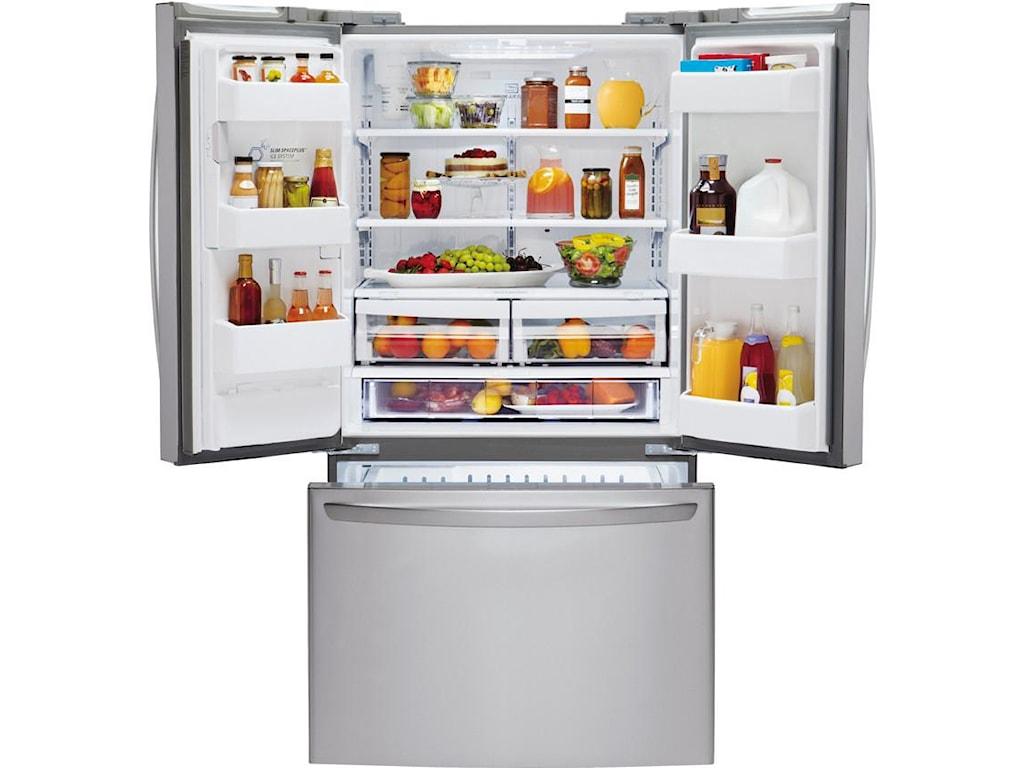LG Appliances French Door Refrigerators24.7 Cu. Ft. French Door Refrigerator