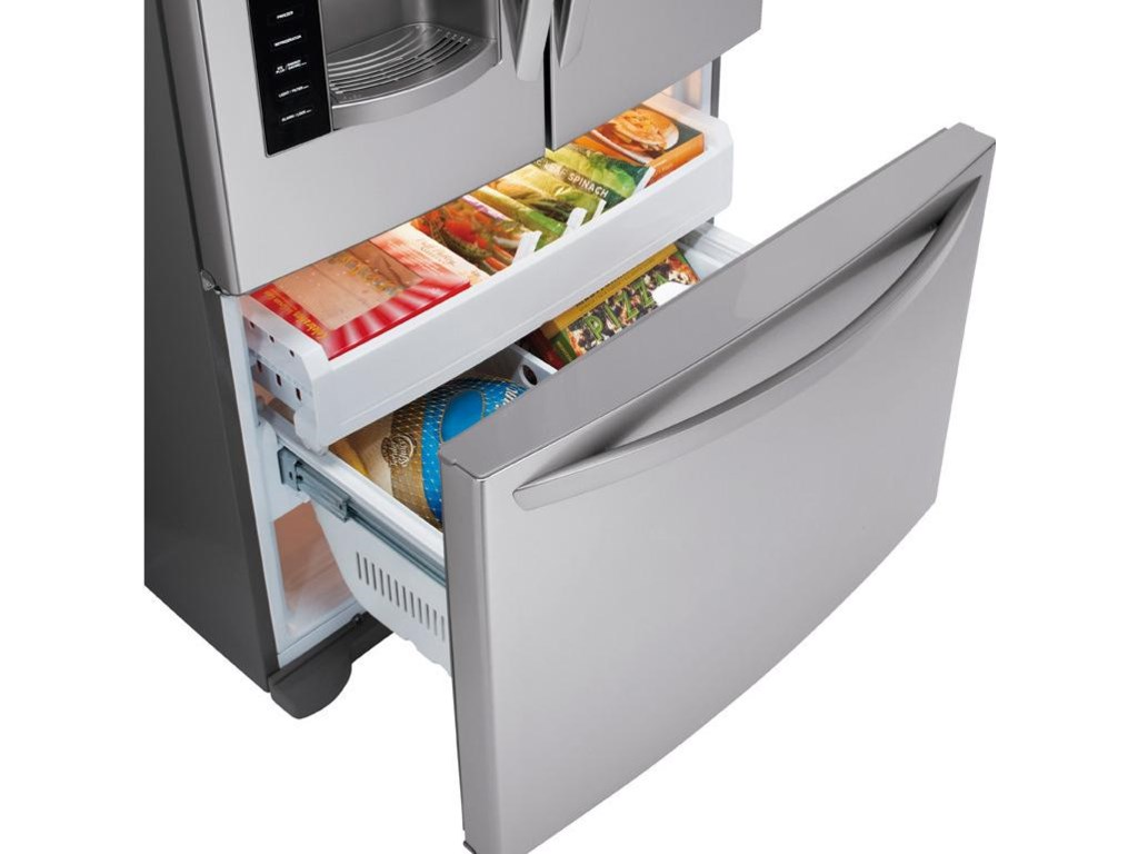 2 Drawer Freezer