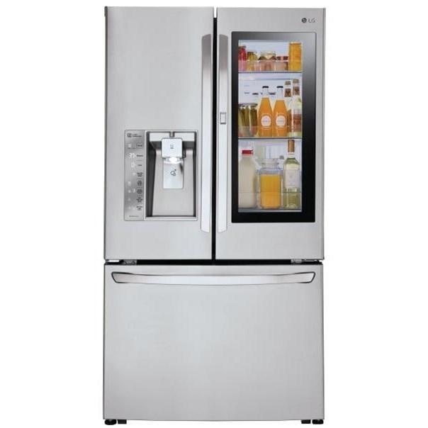 LG Appliances French Door Refrigerators24 Cu.Ft. Door In Door® Counter ...
