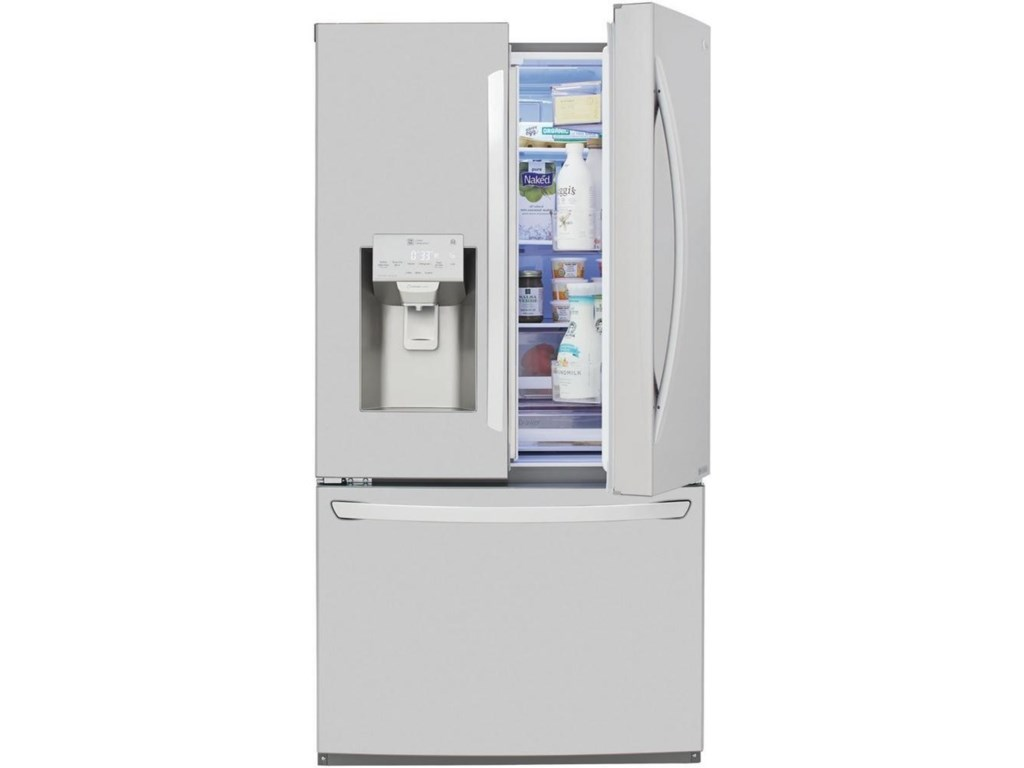 LG Appliances French Door Refrigerators26 Cu. Ft. French Door Refrigerator