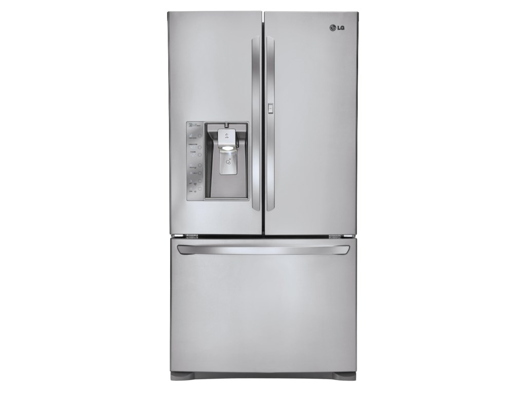 LG Appliances French Door Refrigerators29 Cu. Ft. 3 Door French Door Fridge