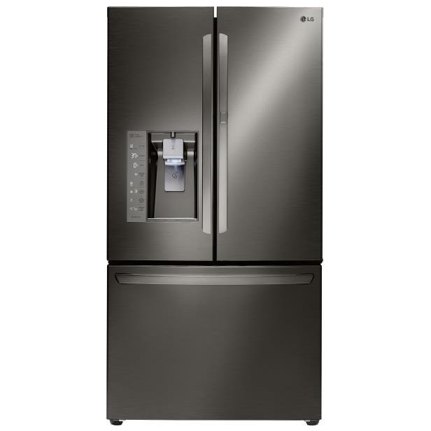 LG Appliances French Door Refrigerators30 Cu. Ft. 3 Door French Door Fridge  ...