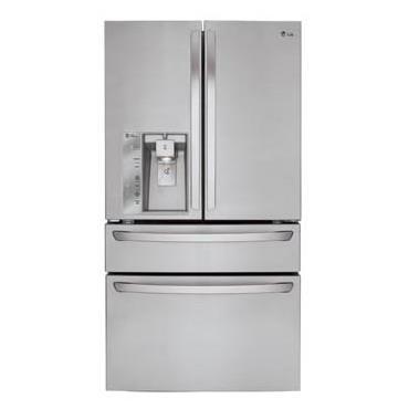 LG Appliances French Door Refrigerators23 Cu. Ft. Counter Depth French Door  Refrige ...
