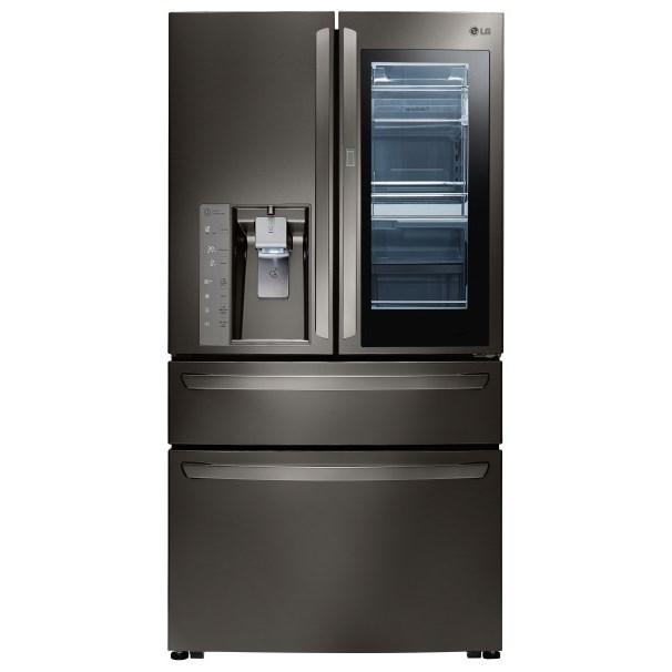 Counter Depth Fridge. LG Appliances French Door Refrigerators23 Cu.Ft. Door  In Door? Counter ...
