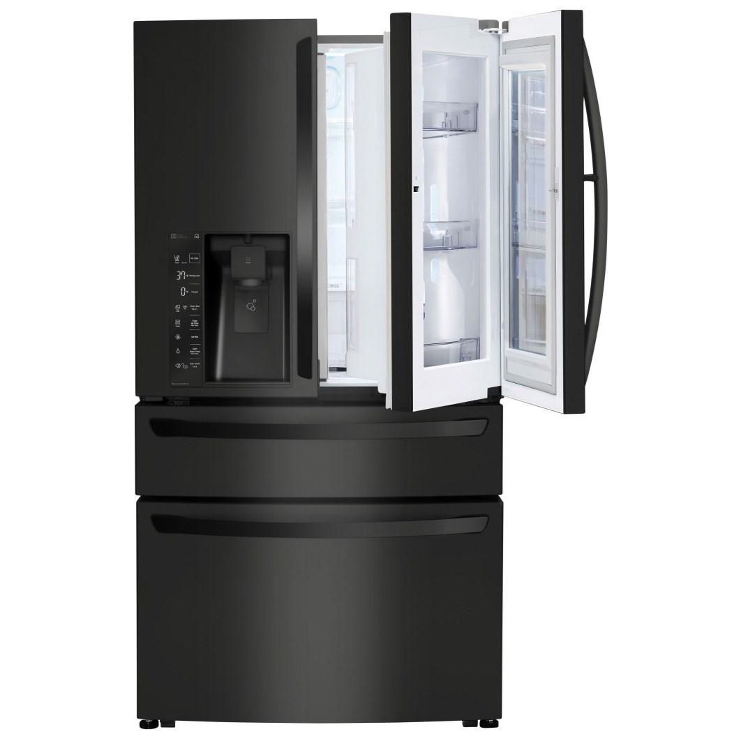 ... LG Appliances French Door Refrigerators  LG23 Cu.Ft. Door In Door ...