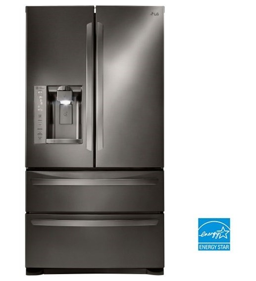 Lg Appliances Lmxs27626dultra Capacity Energy Star 27 Cu Ft 4
