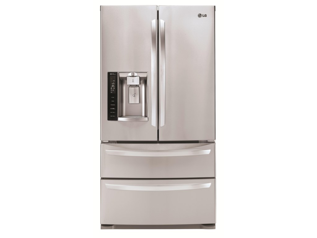Lg Appliances Lmxs27626sultra Capacity Energy Star 27 Cu Ft 4