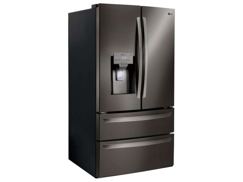 LG Appliances French Door Refrigerators28 cu.ft. Capacity 4-Door French Door Fridge
