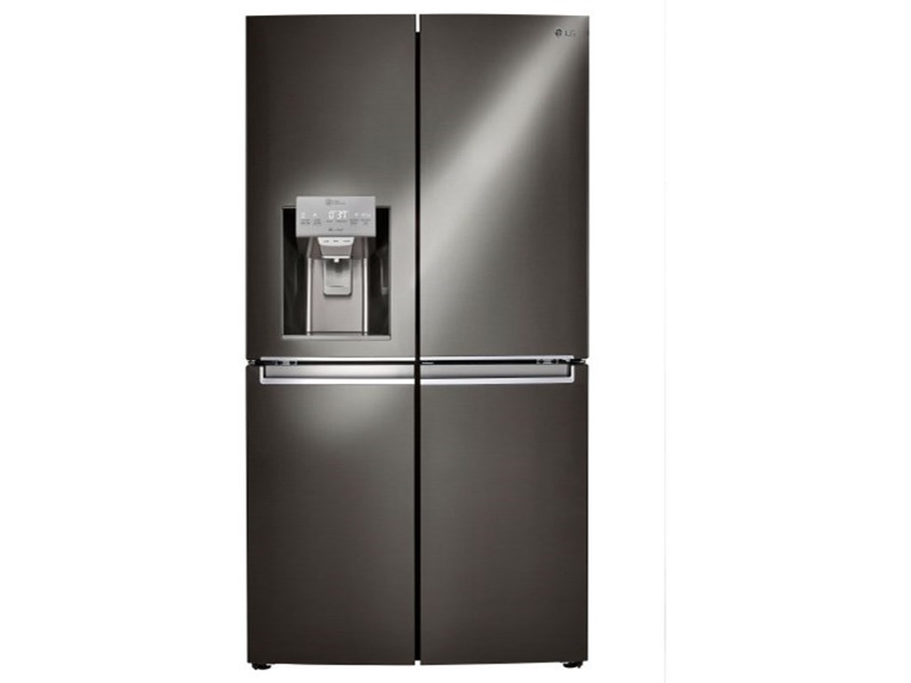 Lg Appliances Lnxc23766d23 Cu Ft Capacity 4 Door French Door