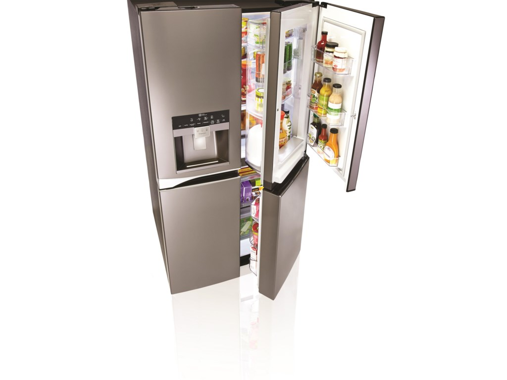 LG Appliances French Door Refrigerators4 Door Refrigerator