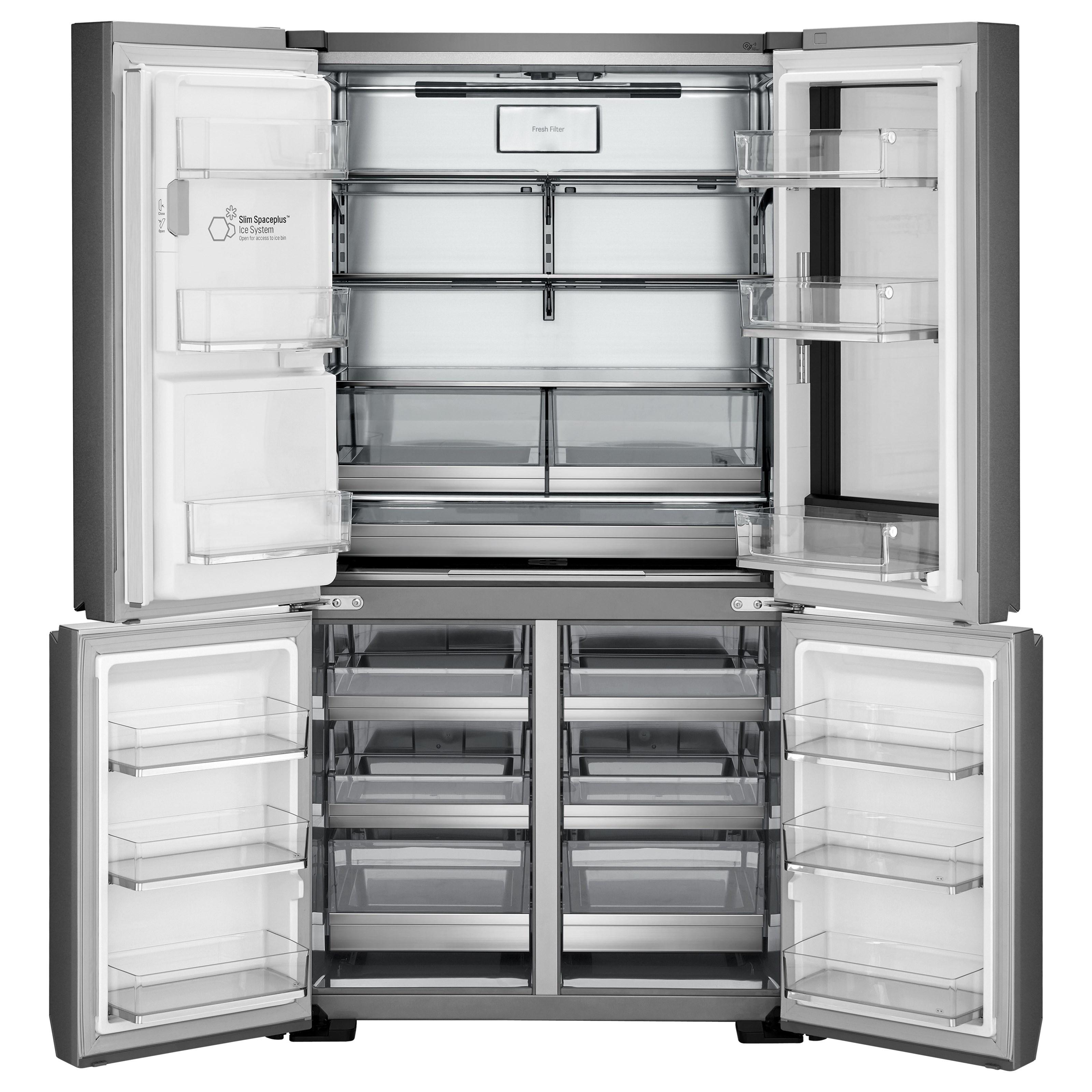 ... LG Appliances French Door Refrigerators23 Cu.Ft. Door In Door® Counter  ...