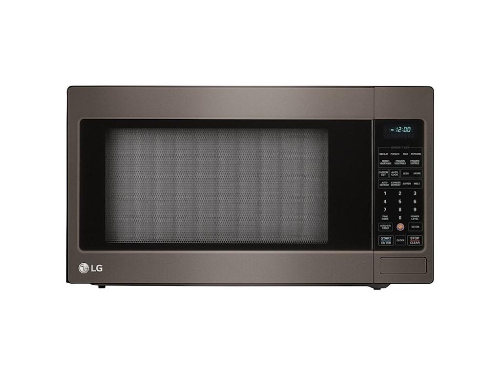 Lg Liances Microwaves Lg2 0 Cu Ft Countertop Microwave