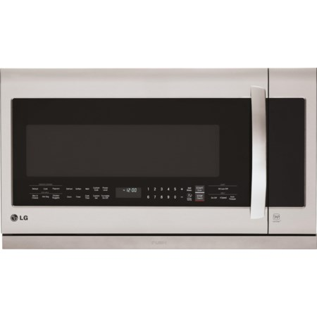 2.2 cu. ft. Over-the-Range Microwave