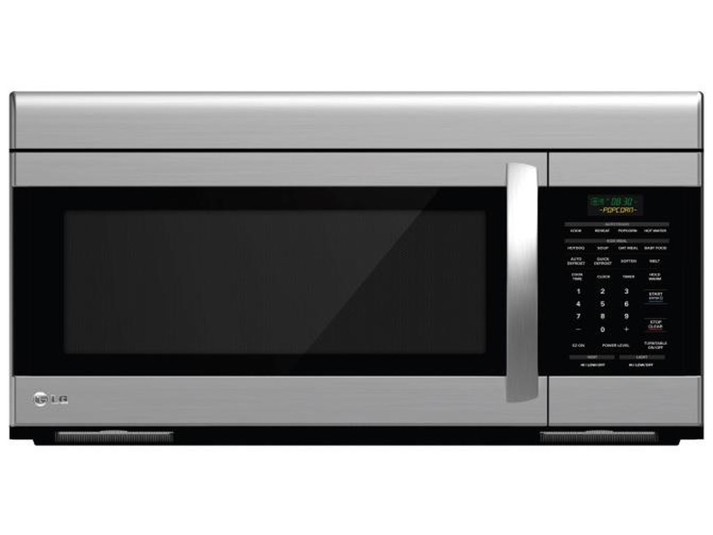 LG Appliances Microwaves1.6 Cu. Ft. Over-the-Range Microwave