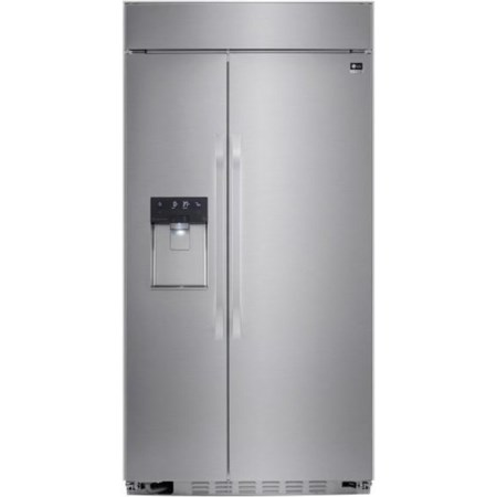 26.5 cu.ft. Side-by-Side Refrigerator