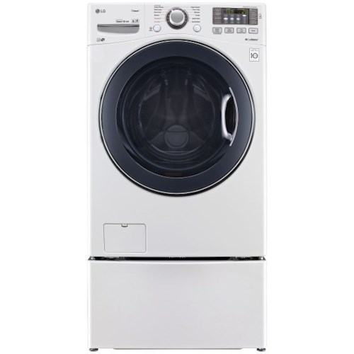 LG Appliances Washers 4.5 cu. ft. Ultra Large Capacity TurboWash™ Washer