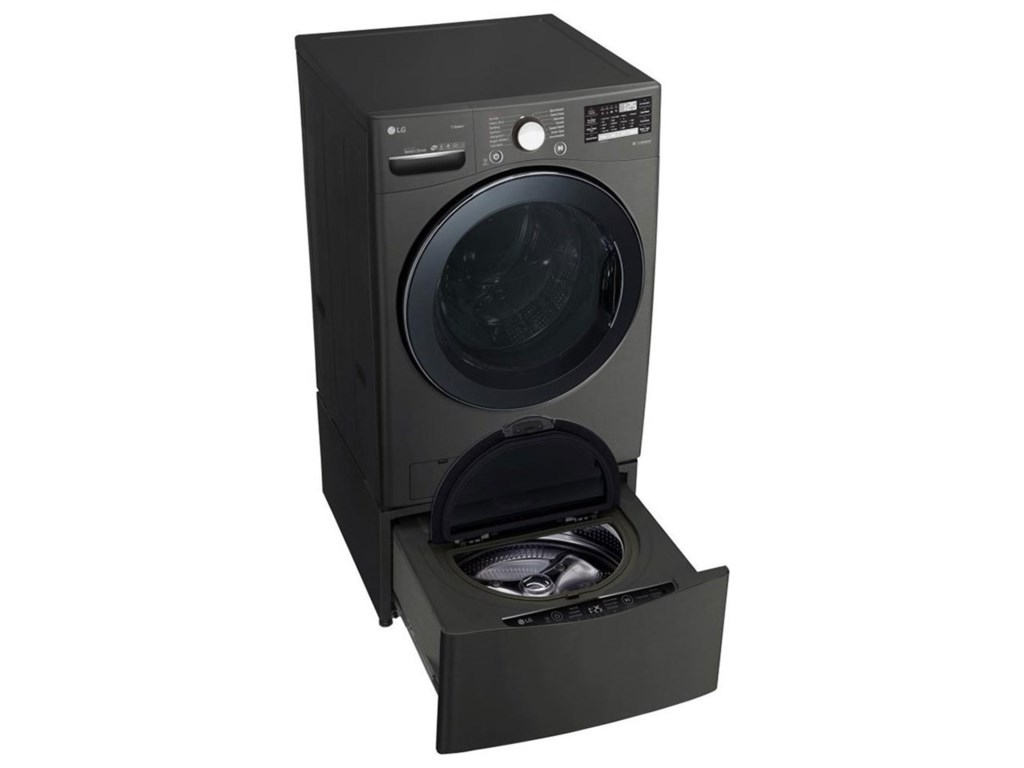 LG Appliances Washers4.5 Cu. Ft. Smart Front-Load Washer