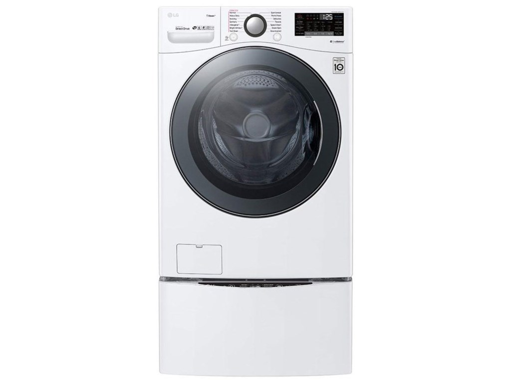 LG Appliances Washers4.5 Cu. Ft. Smart Front-Load Washer