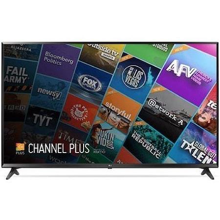 """55"""" 4K UHD HDR Smart LED TV"""