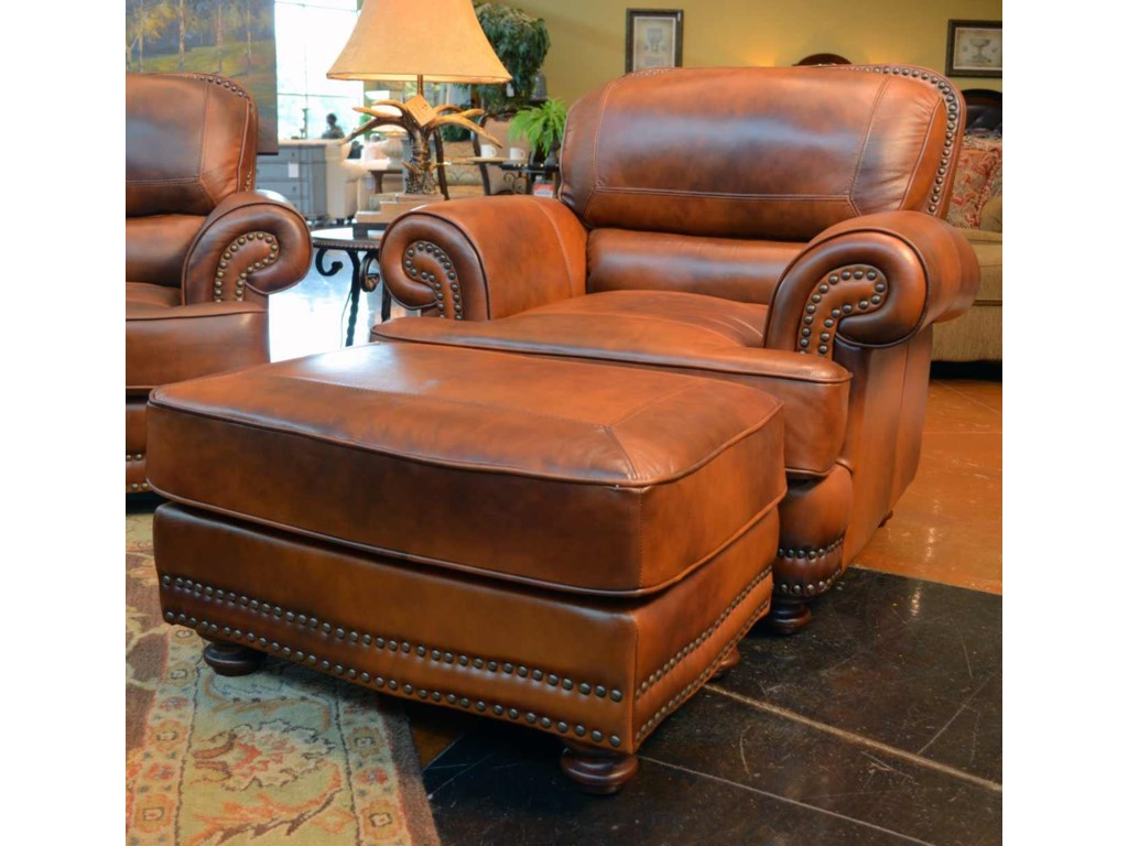 Leather chair and a half - Lg Interiors Cowboy Cowboy Leather Chair Great American Home Store Chair A Half