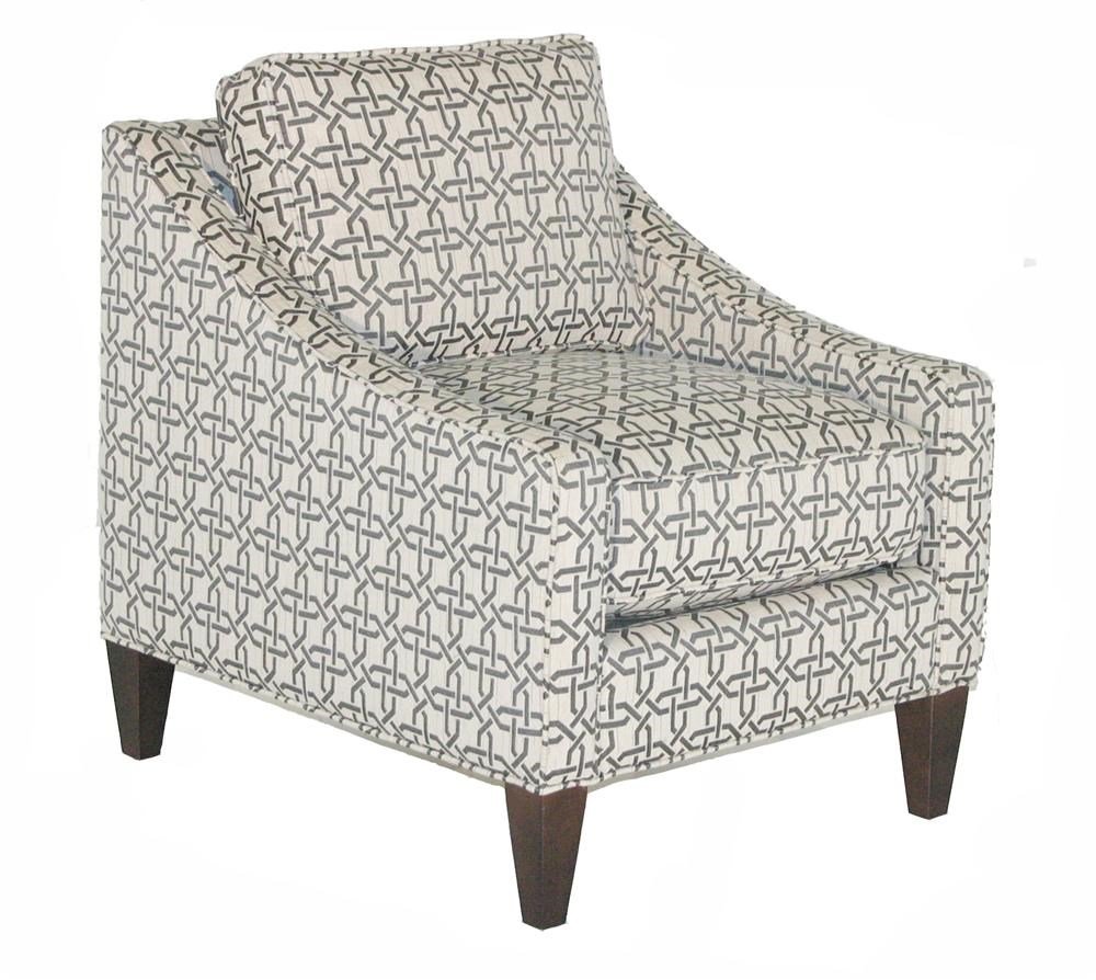 Accent Chairs By Libby Langdon For Braxton Culler