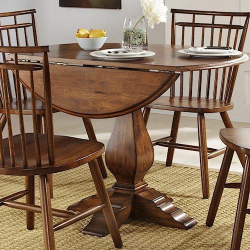 Liberty Furniture Creations II 3PC Dining Set