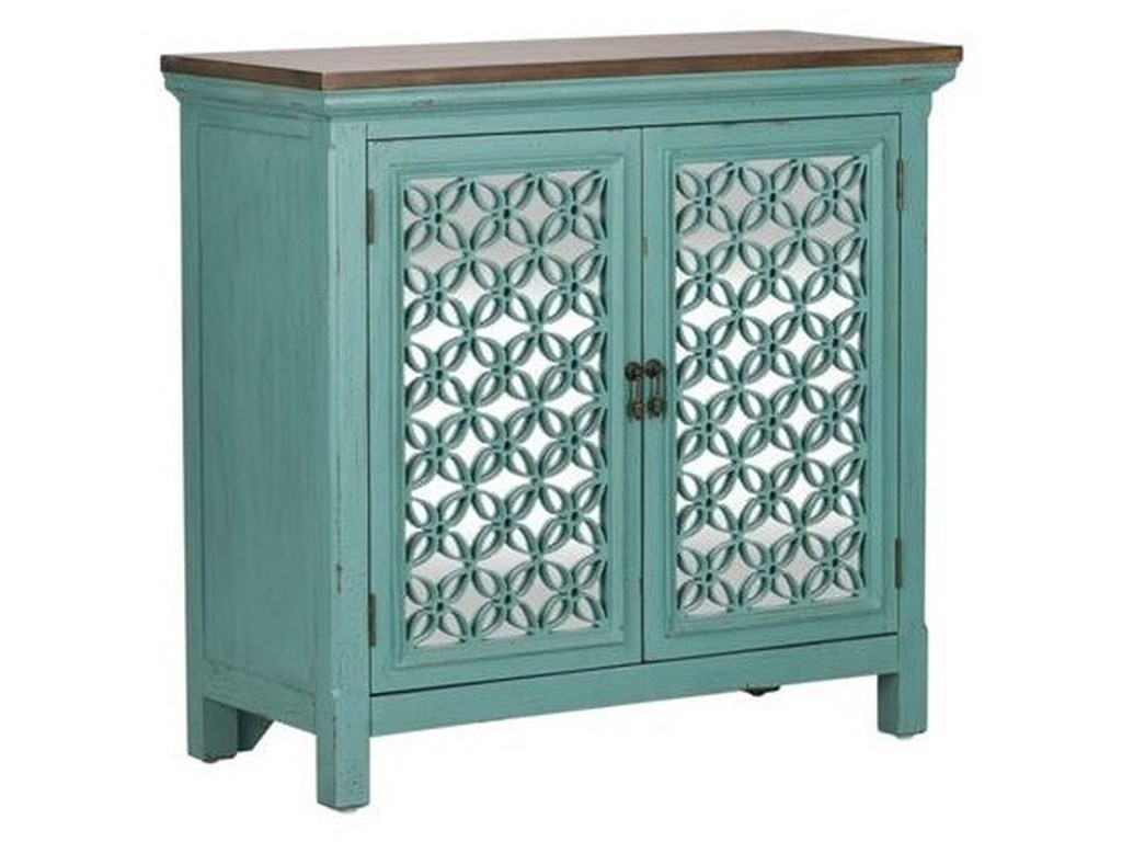 Vendor 5349 Kensington2 Door Accent Chest