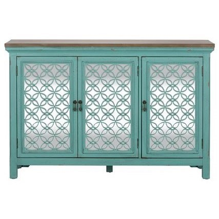 Liberty Furniture Kensington3 Door Accent Chest ...