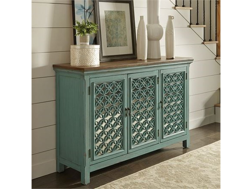 Sarah Randolph Designs Kensington3 Door Accent Chest