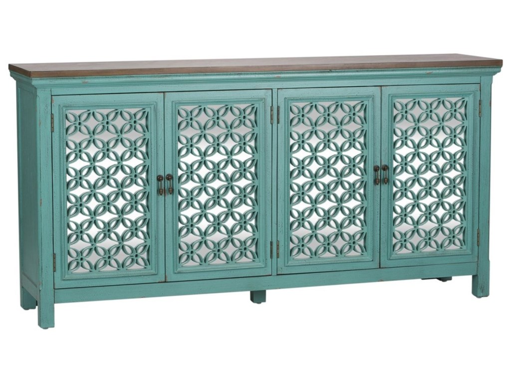 Liberty Furniture Kensington4 Door Accent Chest